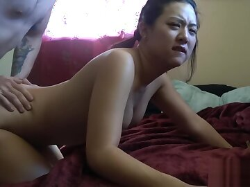 EPIC ANAL with asian demiurge